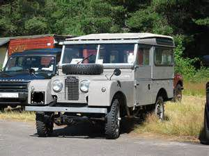photo Land Rover 88