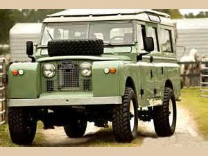 photo Land Rover 109