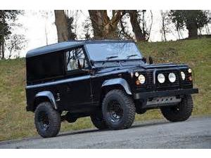 photo Land Rover Defender 90
