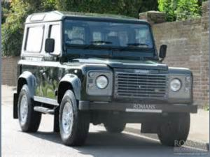 photo Land Rover Defender