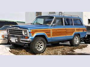 photo Jeep Wagoneer