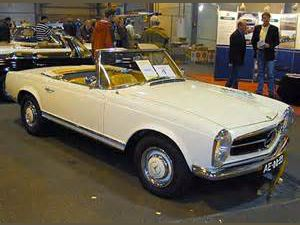 photo Mercedes Pagode SL [W113]