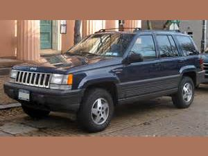 photo Jeep Grand Cherokee [ZJ]