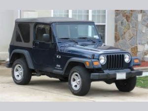 photo Jeep Wrangler [TJ]