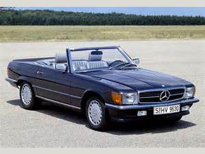 photo Mercedes SL [R107]