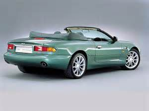 photo Aston Martin DB7 volante