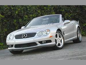 photo Mercedes SL [R230]