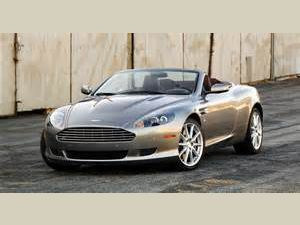 photo Aston Martin DB9 volante