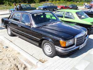photo Mercedes Classe S [W116]