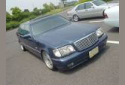 photo Mercedes Classe S [W140]