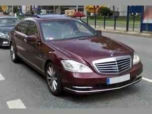 photo Mercedes Classe S [W221]