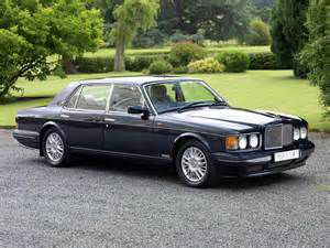 photo Bentley Turbo