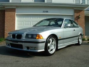 photo BMW Série 3 - M3 [E36]