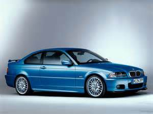 photo BMW Série 3 coupé [E46]