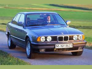 photo BMW Série 5 [E34]
