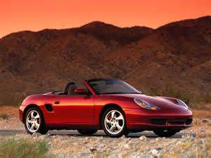 photo Porsche Boxster [986]
