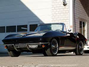 photo Chevrolet Corvette cabriolet [C2]