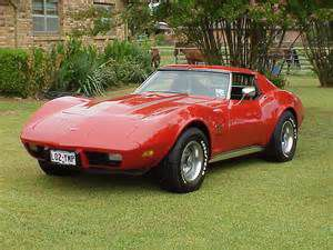photo Chevrolet Corvette [C3]