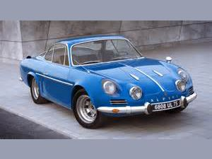 photo Alpine A110