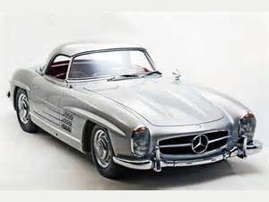 photo Mercedes 300 SL [W198]