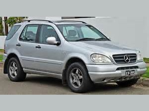 photo Mercedes ML [W163]