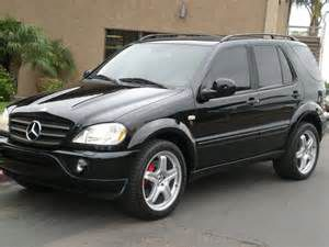 photo Mercedes ML 55 AMG [W163]