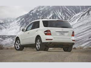photo Mercedes ML [W164]