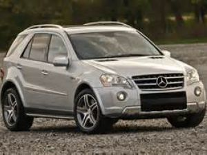 photo Mercedes ML 63 AMG [W164]