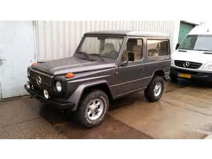 photo Mercedes Classe G  (mk1)