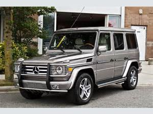 photo Mercedes G55 AMG  (mk3)