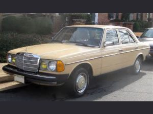 photo Mercedes Classe E [W123]