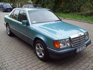 photo Mercedes Classe E [W124]