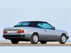photo Mercedes Classe E  cabriolet [W124]