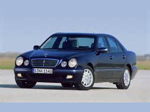 photo Mercedes Classe E [W210]