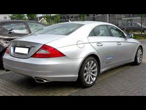photo Mercedes CLS  (mk1)