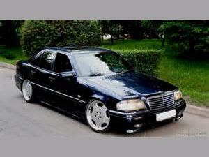 photo Mercedes Classe C AMG [W202]