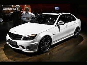 photo Mercedes Classe C63 AMG [W204]