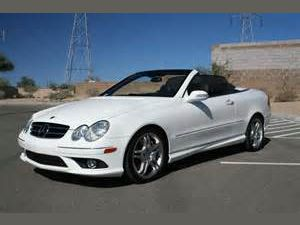 photo Mercedes CLK Cabriolet [W209]