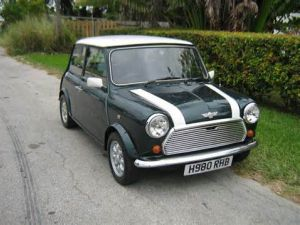 photo Mini Mini cooper S  (mk1)
