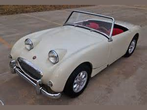 photo Austin Austin Healey Sprit Frogeye