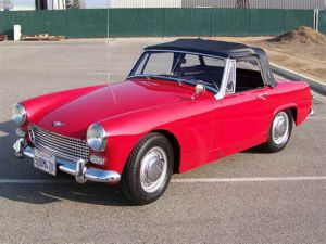 photo Austin Austin Healey Sprite-4  (mk2)