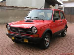 Car valuation evolution Autobianchi A112 Abarth (1969 - 1986) in Germany