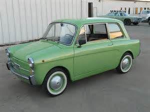 Car Valuation Evolution Autobianchi Bianchina 1959 1969 In