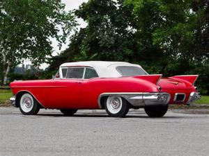 photo Cadillac Eldorado av 1960