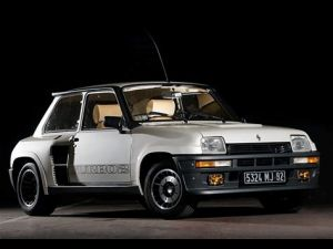 photo Renault R5 Turbo