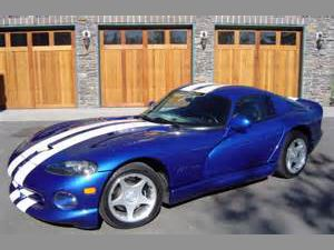 photo Dodge Viper  (mk1)