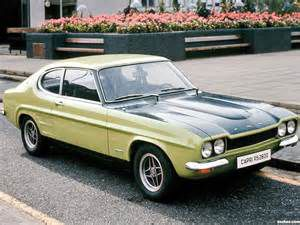 photo Ford Capri  (mk1)