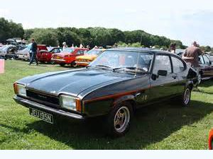photo Ford Capri  (mk2)
