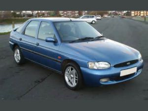 photo Ford Escort  (mk4)