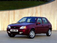 photo Ford Fiesta  (mk4)